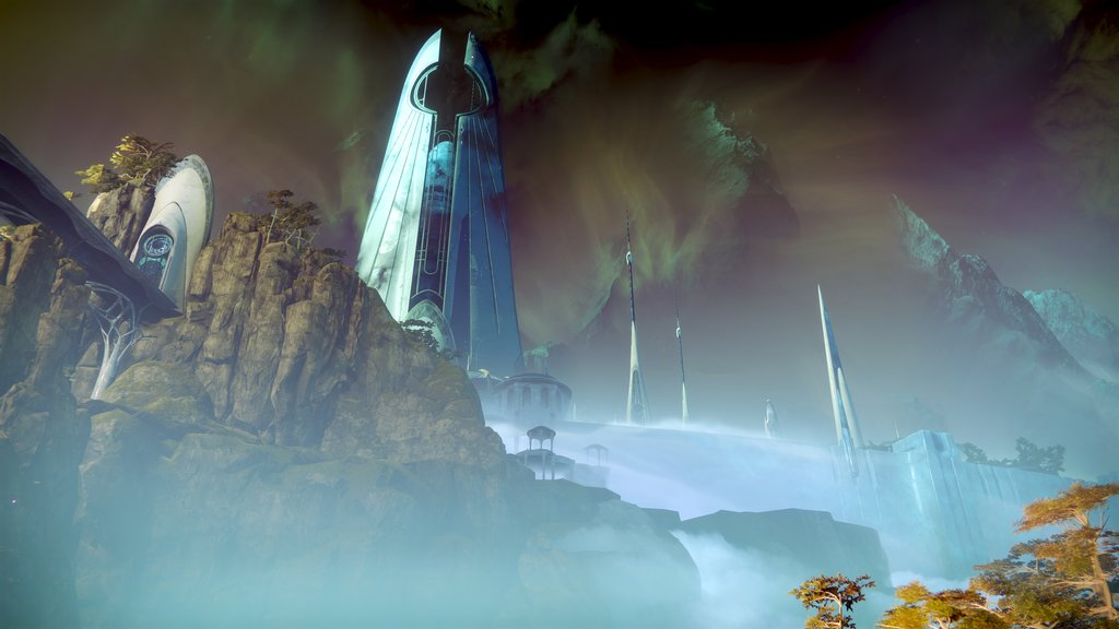 Destiny: Dreaming City